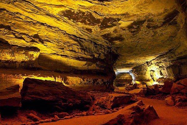 cueva más grande del mundo