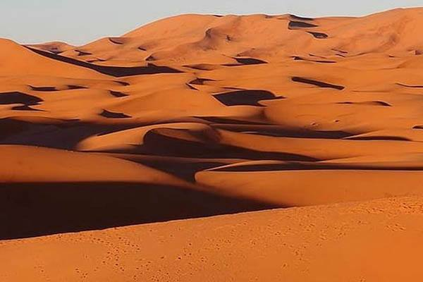desierto calido mas grande del mundo