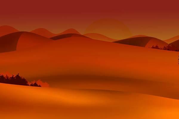 desiertos más grandes del mundo