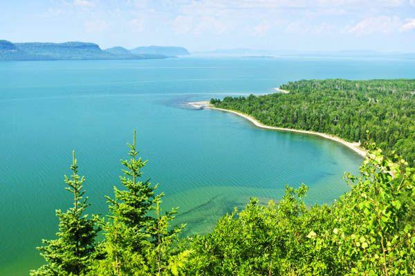 lago más grande del mundo