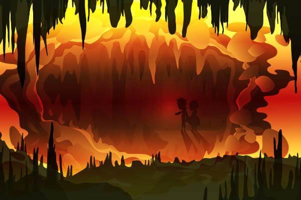 las cuevas más grandes del mundo