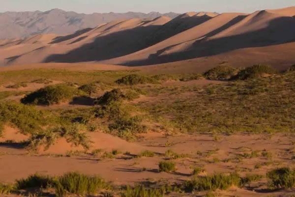 los desiertos mas grandes del mundo
