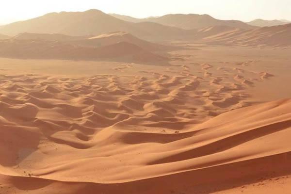 los desiertos mas grandes