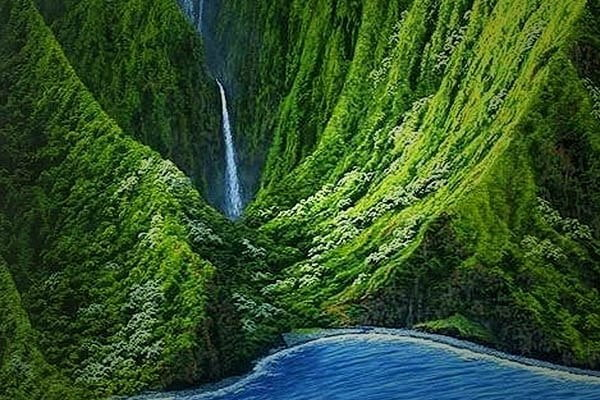 saltos de agua más grandes del mundo